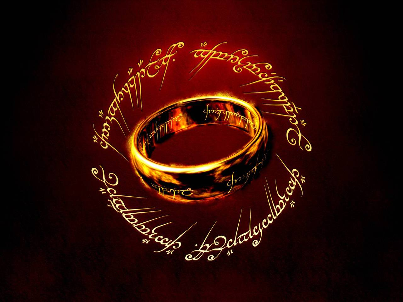 The One Ring Wallpaper