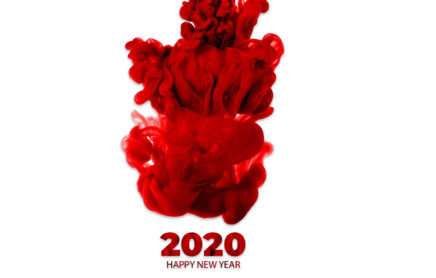 Happy New Year 2020 HD Wallpapers and Images   happy new year 2020 899x573