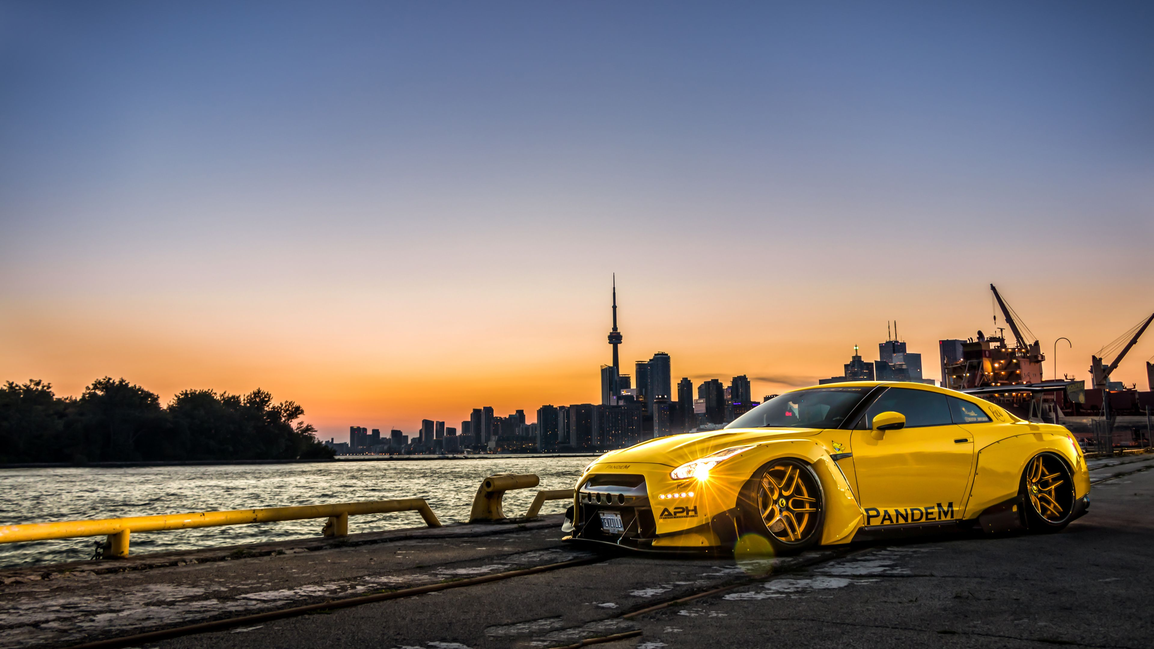 Nissan GTR Canada 4k nissan wallpapers nissan gtr wallpapers hd 3840x2160