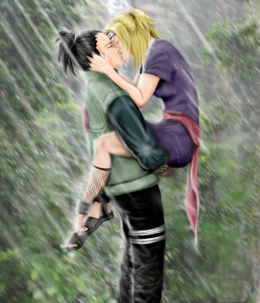 anime couple hugging wallpapers - photo #21