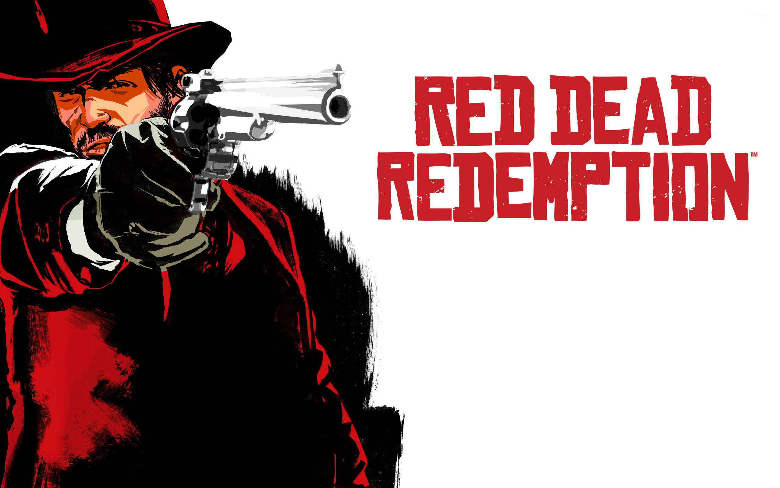 Free Download John Marston Red Dead Redemption Wallpaper