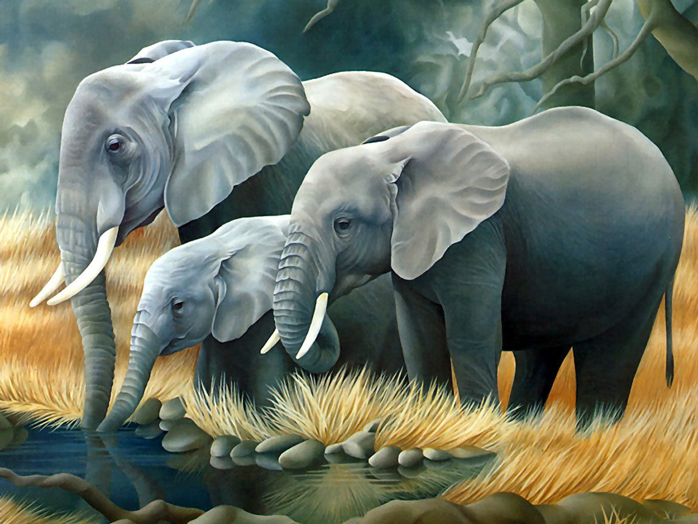3D Animals Wallpapers Wallpapers Desktop Wallpaper Sexy 1365x1024