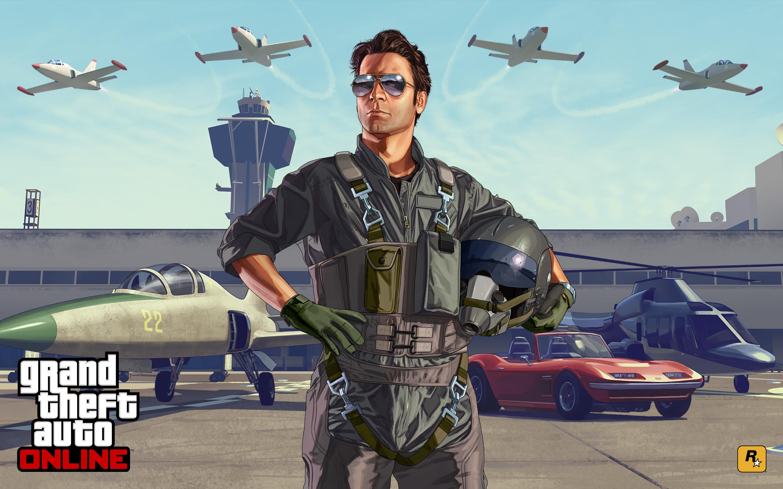 The GTA Place   GTA V Artwork 2880x1800