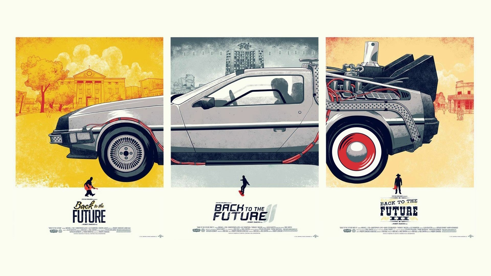 Description Back to the Future Wallpaper is a hi res Wallpaper for pc 1920x1080