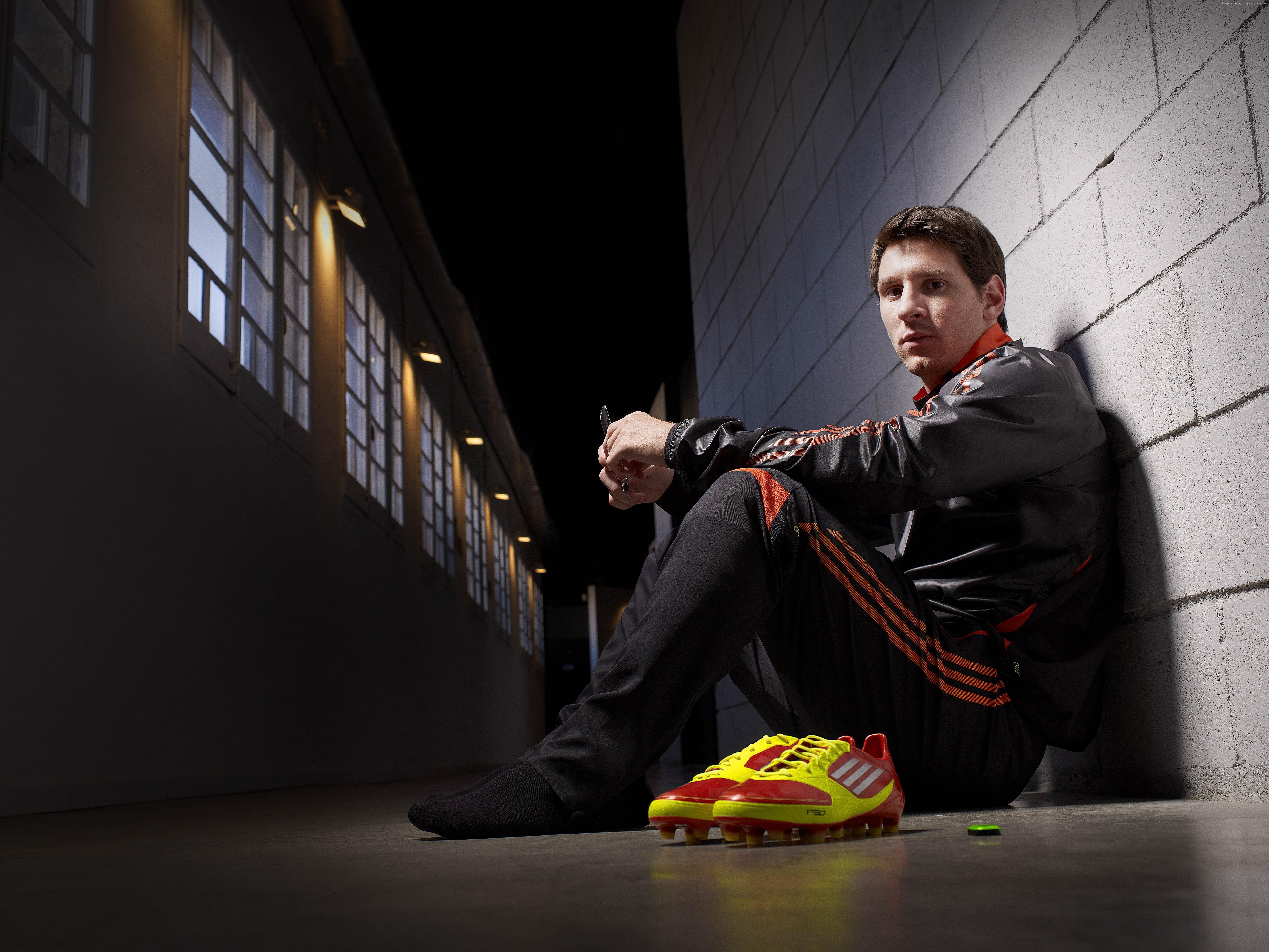 Wallpaper Football Lionel Messi soccer The best players 6496x4872