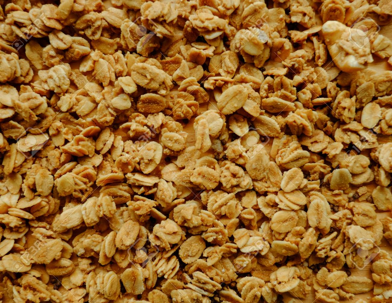 Granola Background Stock Photo Picture And Royalty Image 1300x1004