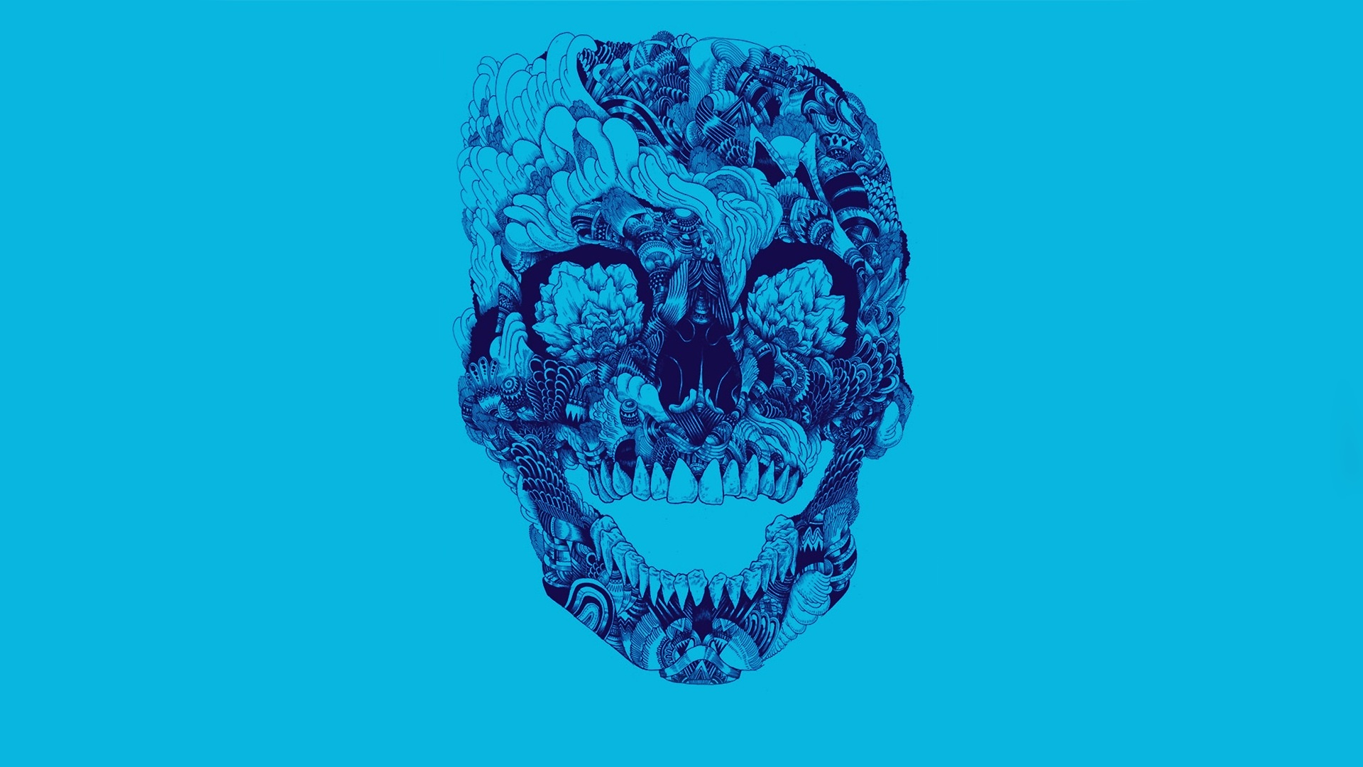 skulls indie HD Wallpaper   General 1262313 1920x1080