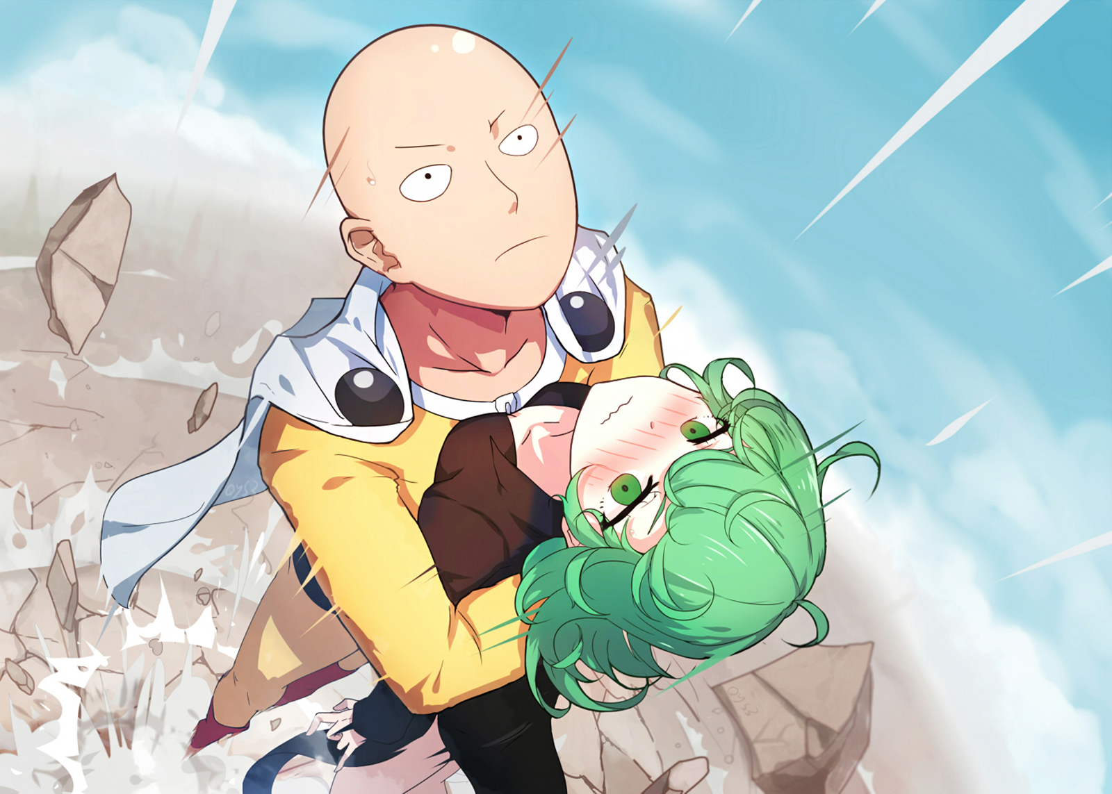 47 ] E Punch Man Desktop Wallpaper On WallpaperSafari