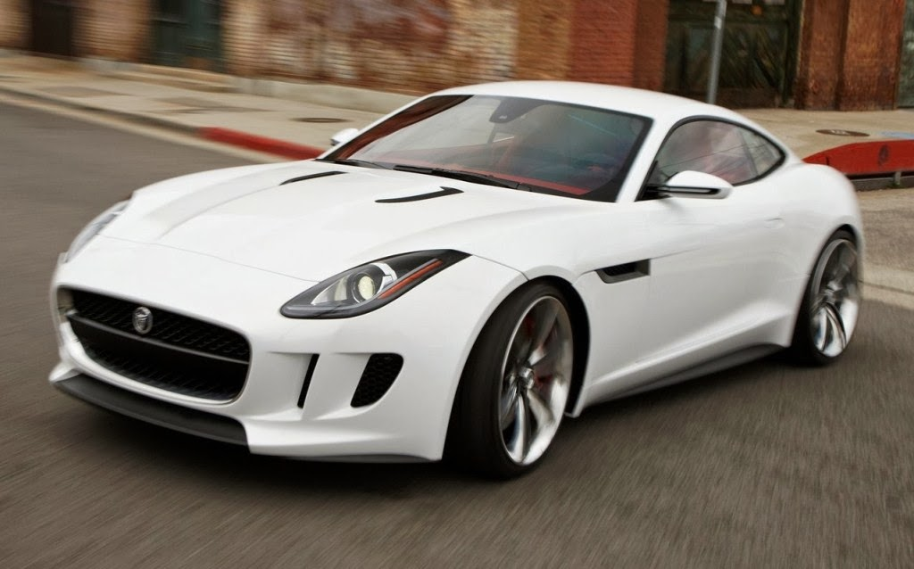 Jaguar F Type Coupe Fantasy Wallpaper Prices Specification Pictures 1024x638