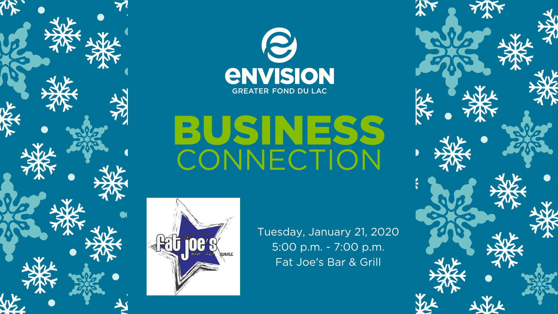 January Business Connection   Envision Greater Fond du Lac 1920x1080