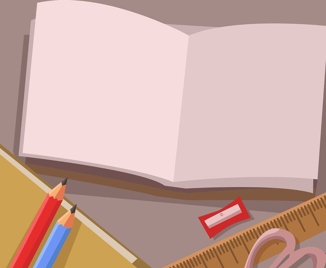 Education Background With Book Vector Vector Art Graphics 1136x936