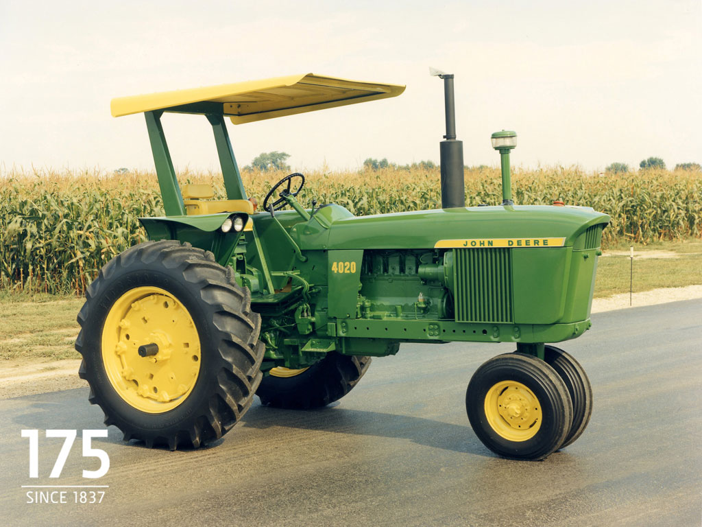 download wallpapers Were 175 years old and our tractors have 1024x768