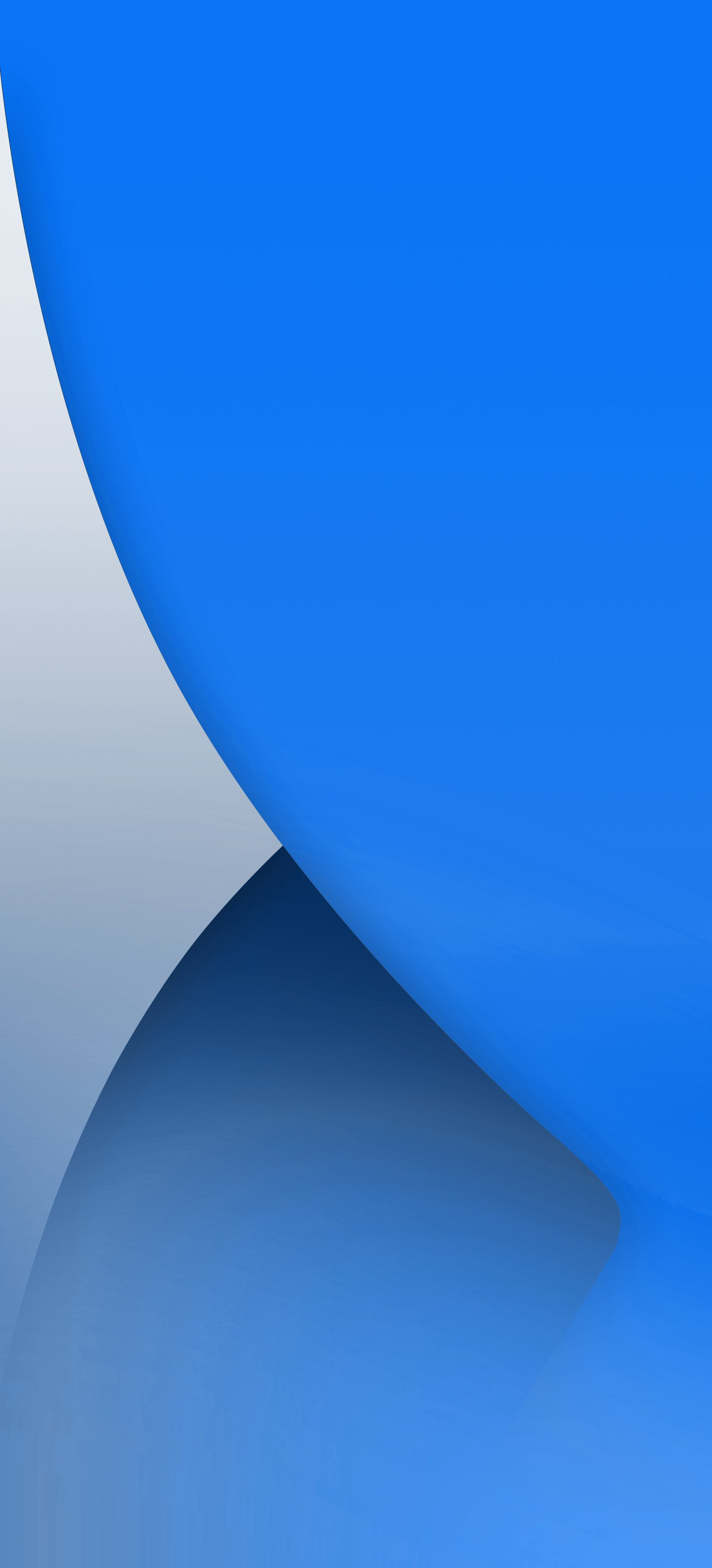 Download these blue wallpapers for iPhone iPad and Mac 1440x3168