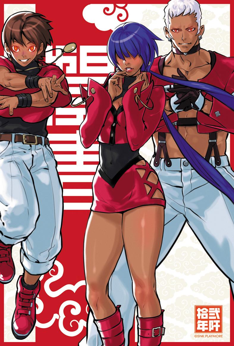 Shermie   The King of Fighters   Zerochan Anime Image Board 787x1165