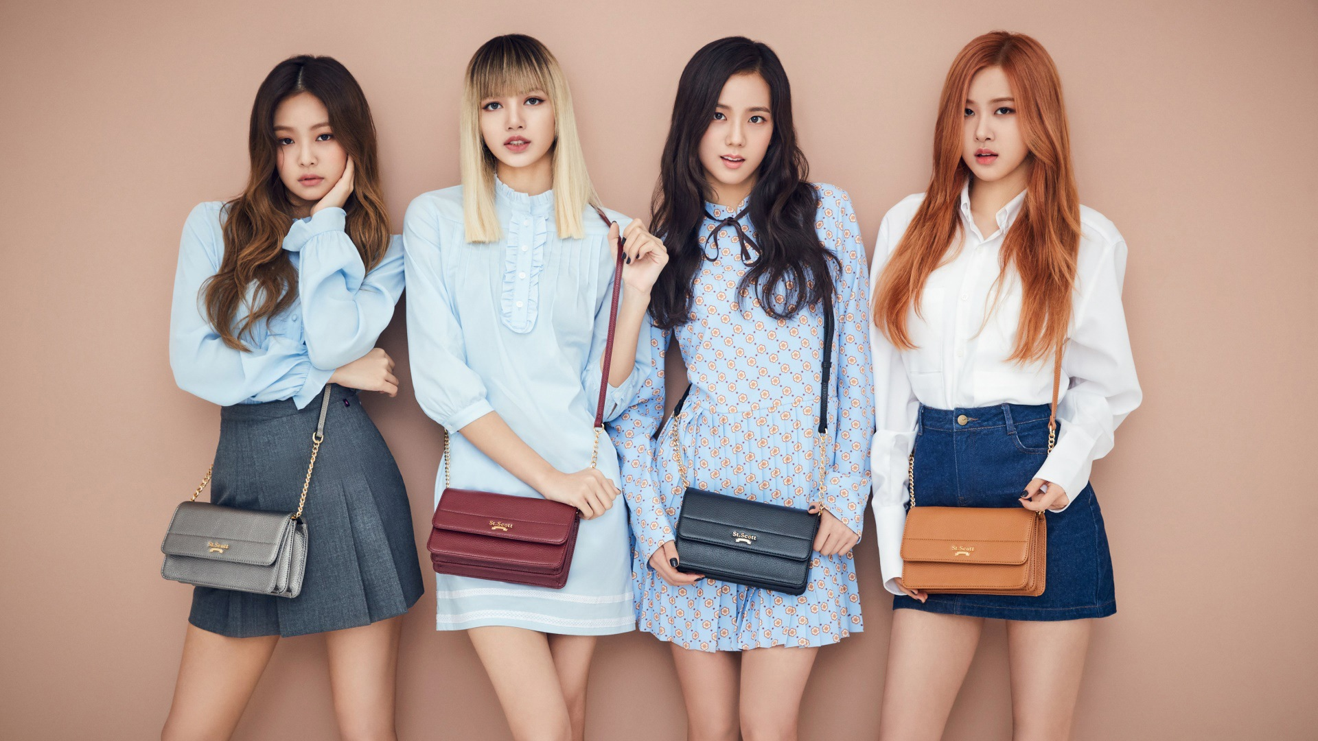 Black Pink images BLACKPINK HD wallpaper and background photos 1920x1080
