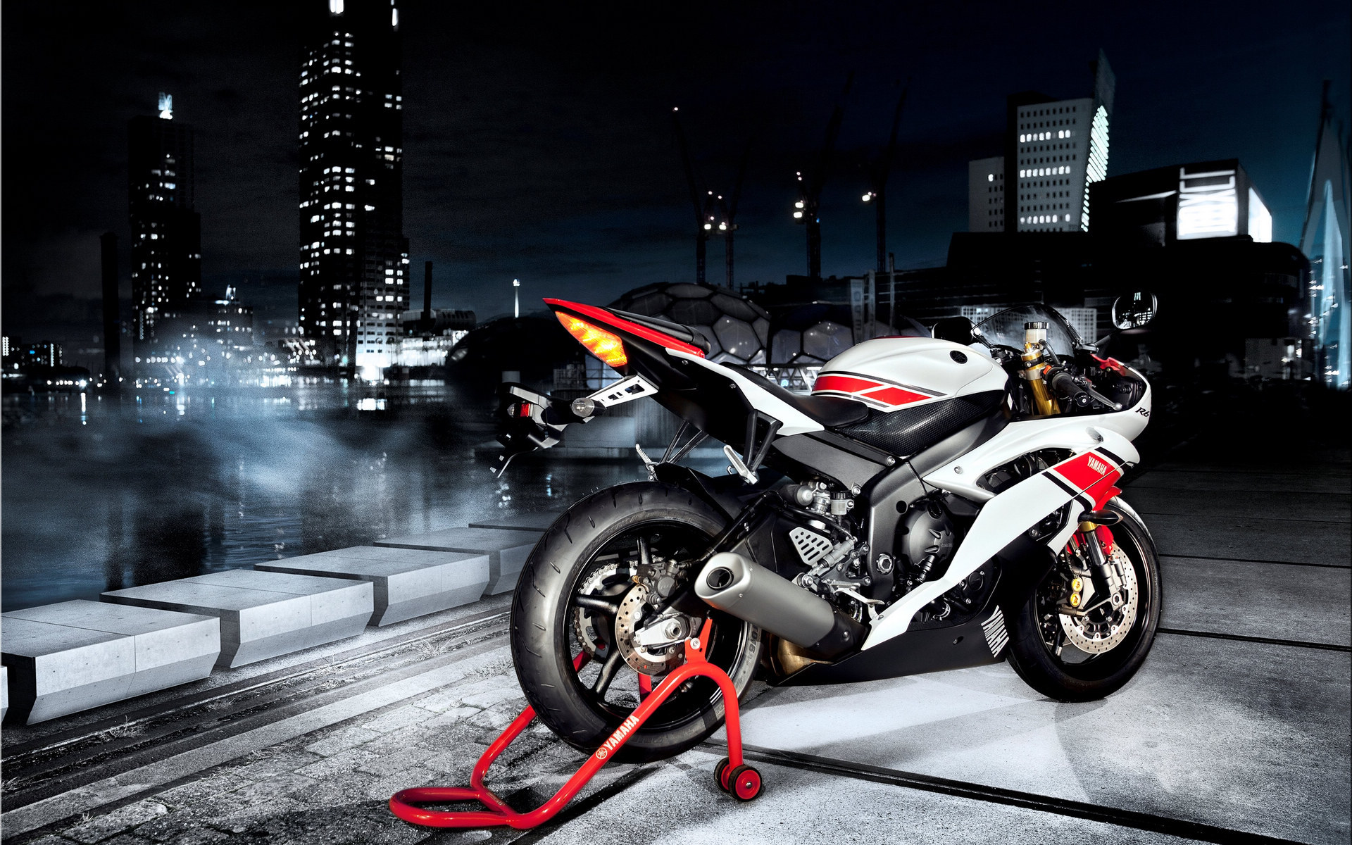 yamaha r6 wallpaper 2 1920x1200
