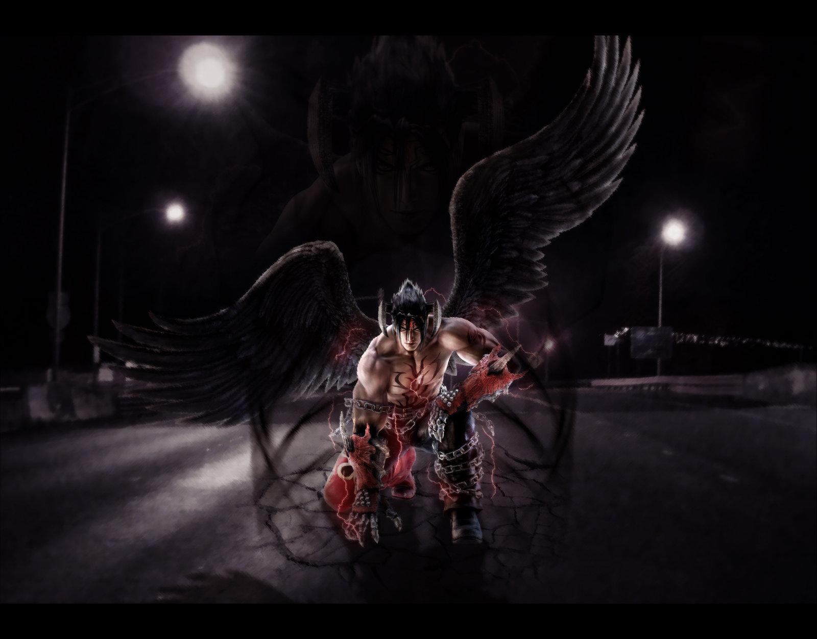 Devil Jin by MMT Akira 1600x1252