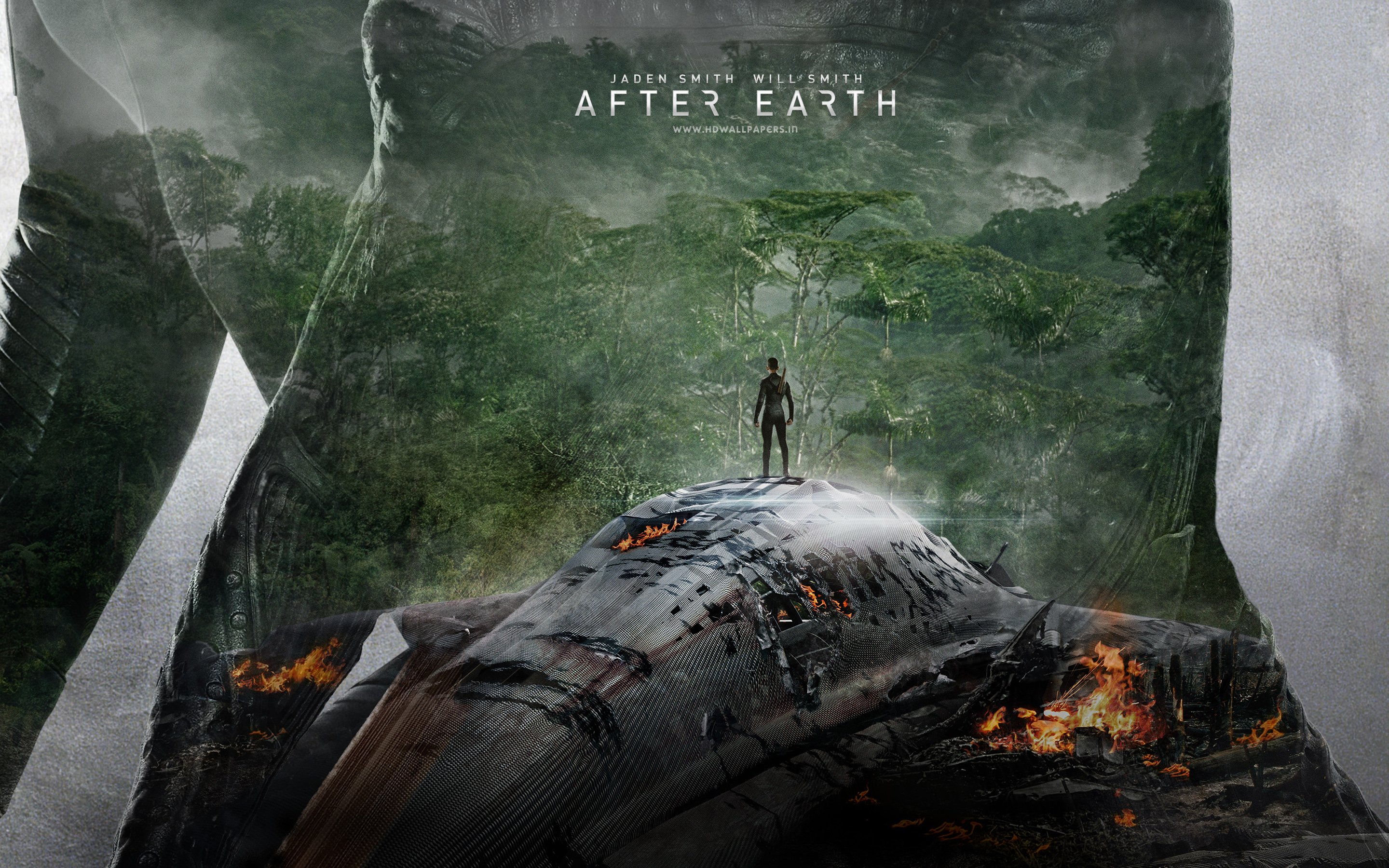 After Earth Cov HD Wallpaper Background Images 2880x1800