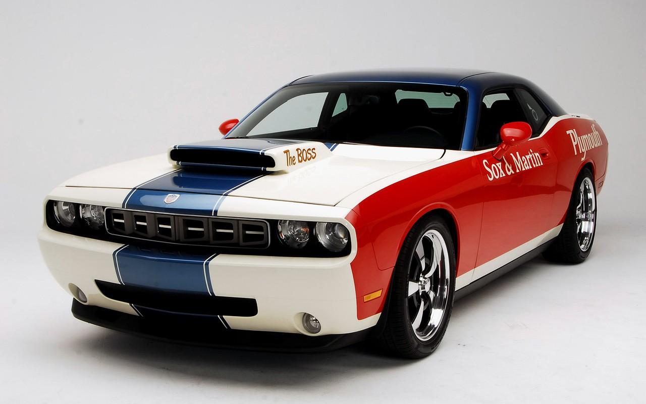 American Cars Muscle Cars HD Wallpaper Desktop 2594 Wallpaper 1280x800