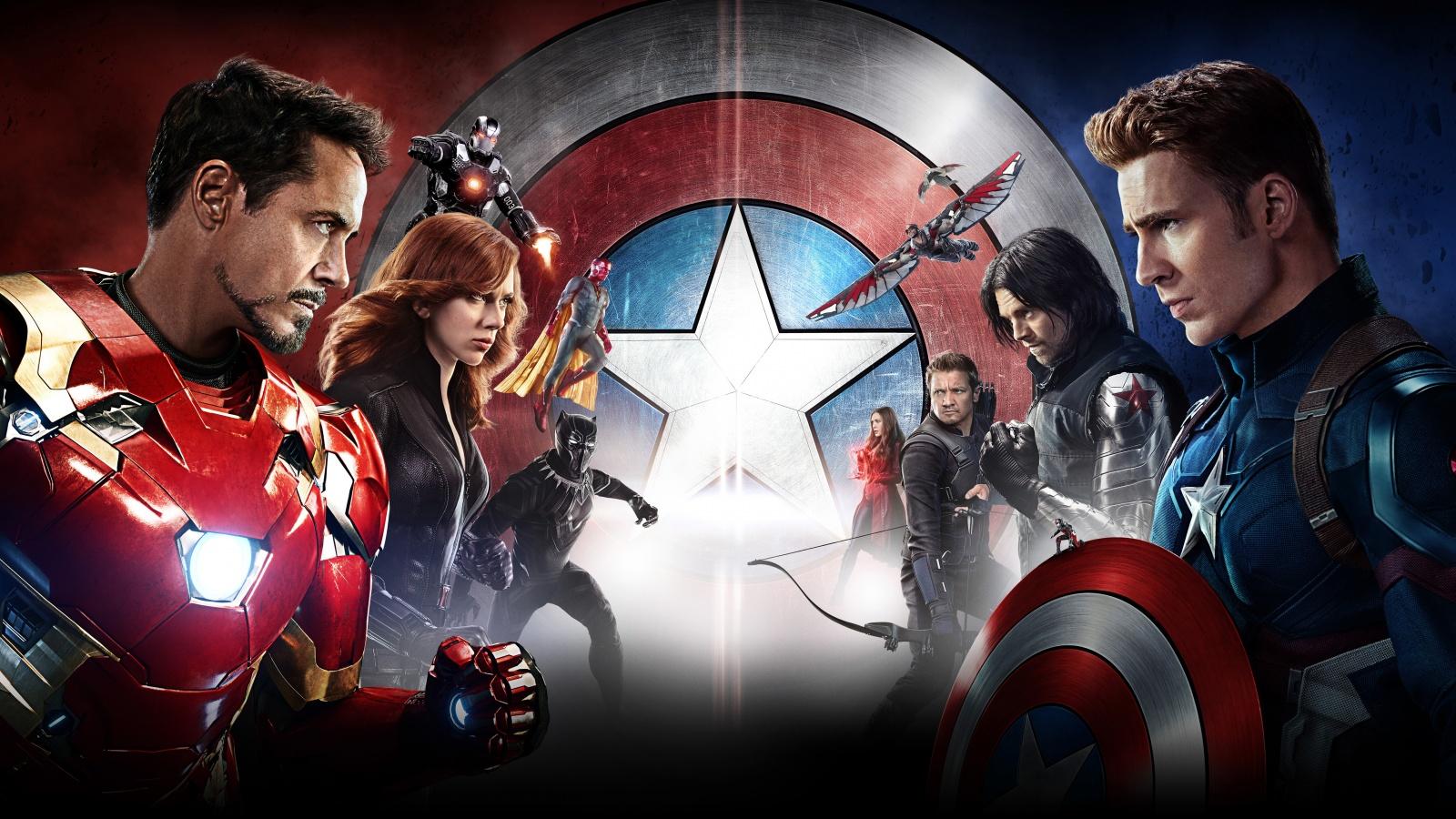 Captain America Civil War 5K HD Wallpapers HD Wallpapers 1600x900