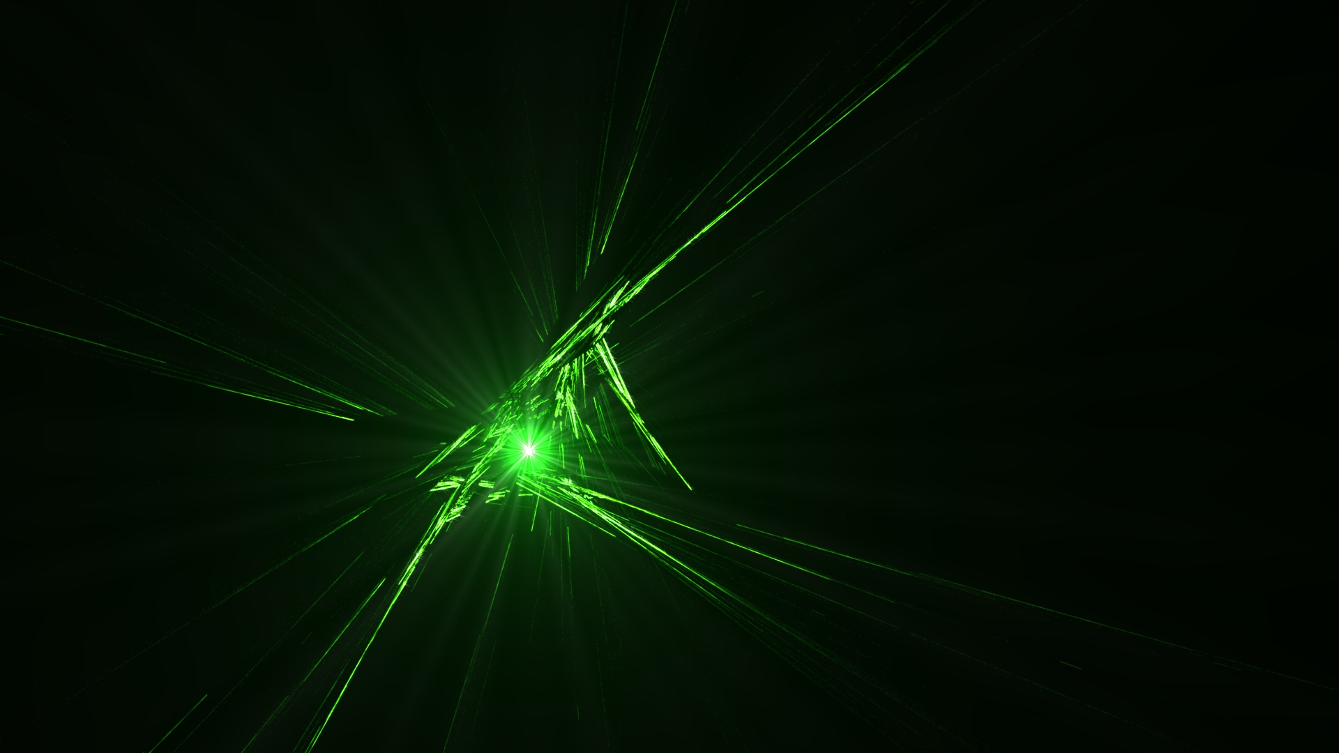 1920x1080 Abstract Green wallpaper 1920x1080
