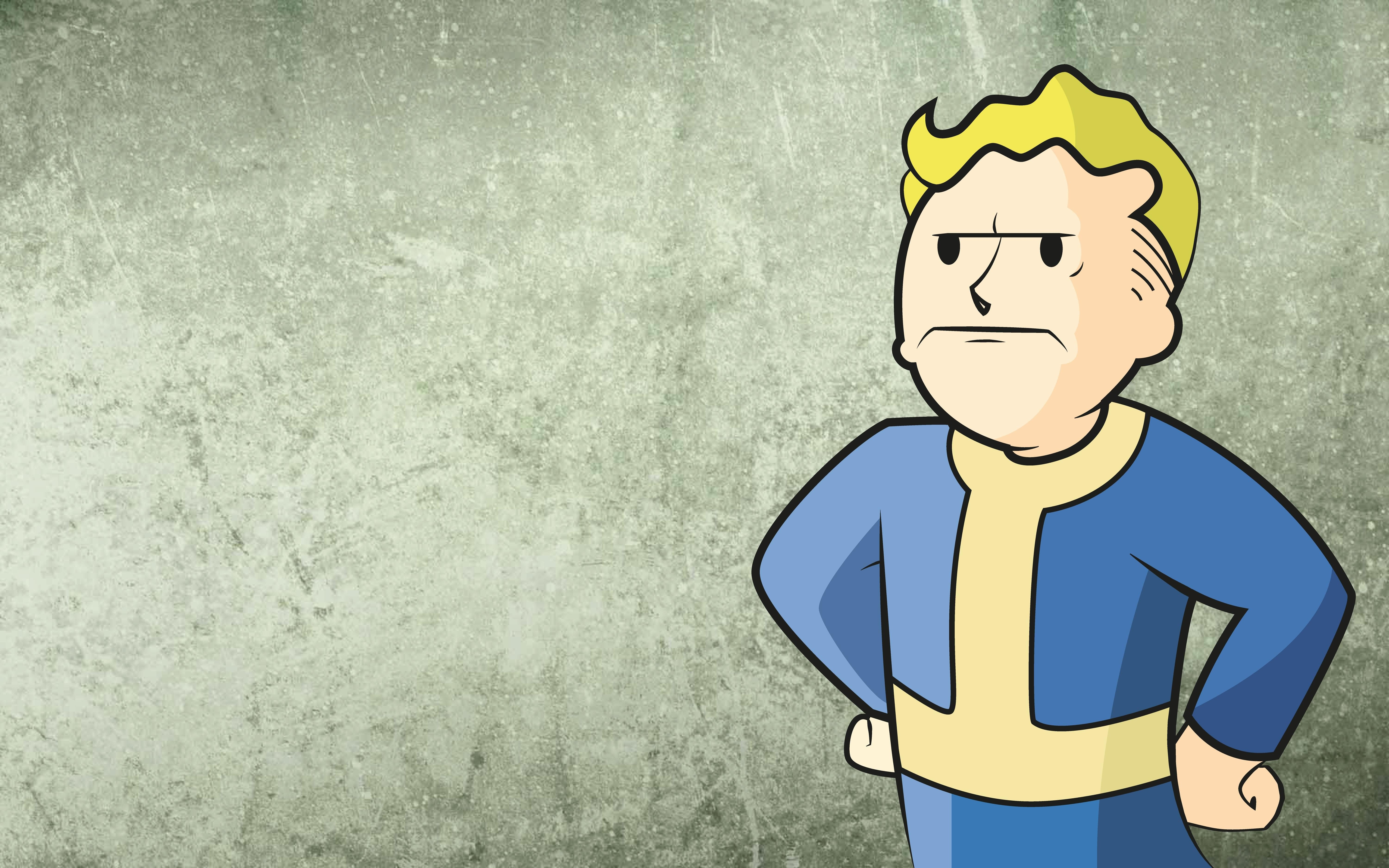 Free Download Fallout Pip Boy Wallpapers Hd 6000x3750 For Your