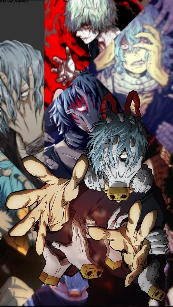 Tomura Shigaraki Tomura shigaraki My hero academia manga Anime 576x1024