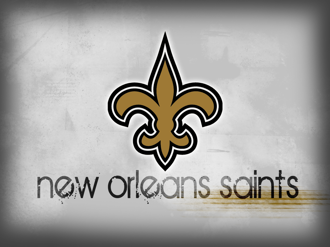 Wallpaper of the day New Orleans Saints New Orleans Saints 1280x960