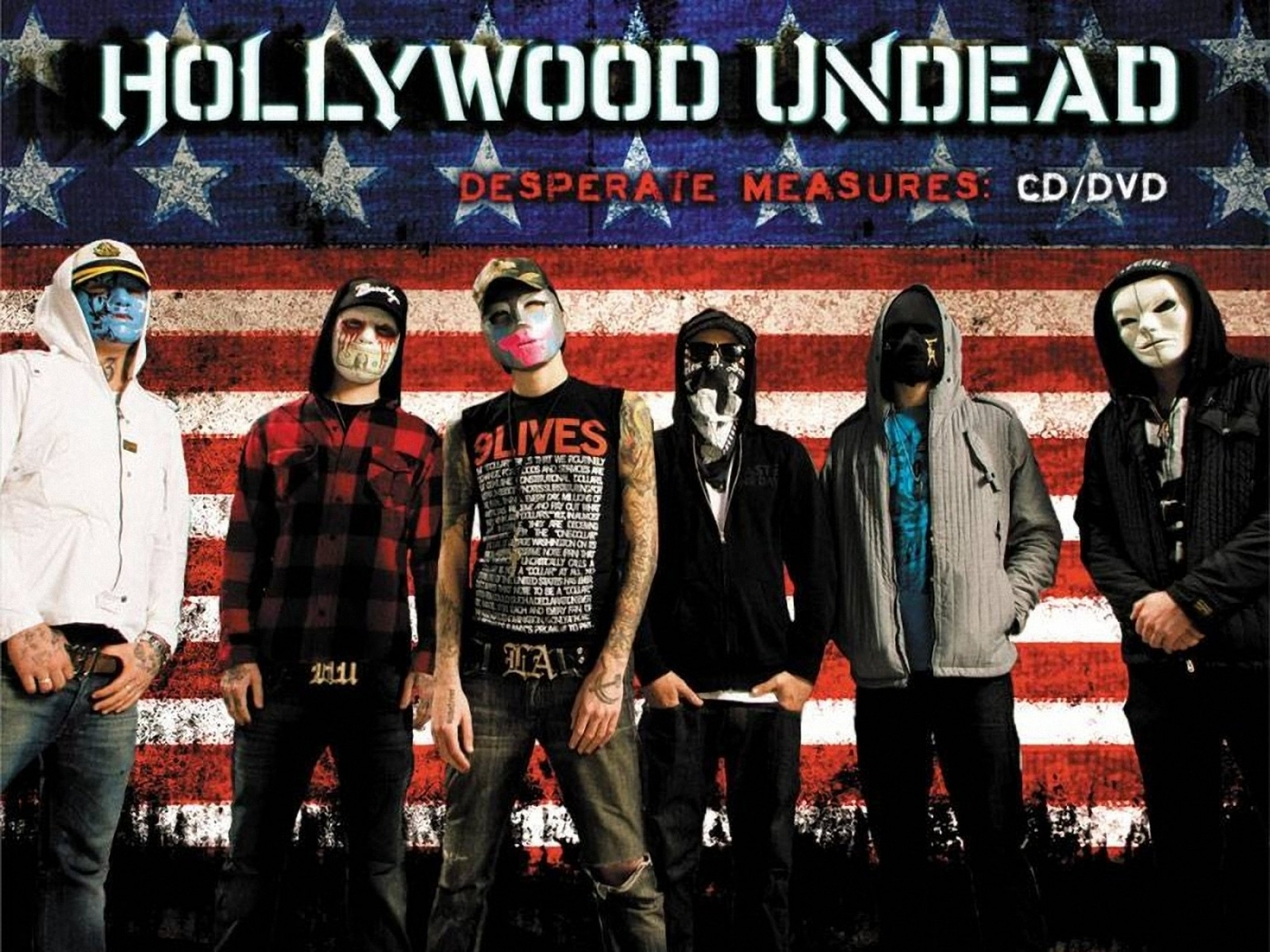 Hollywood Undead 1400x1050 Wallpapers 1400x1050 Wallpapers Pictures 1400x1050