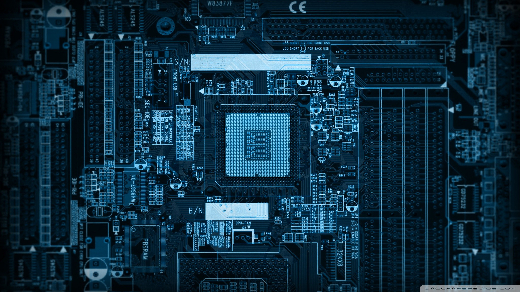Motherboard HD Wallpaper 67 images 2048x1152