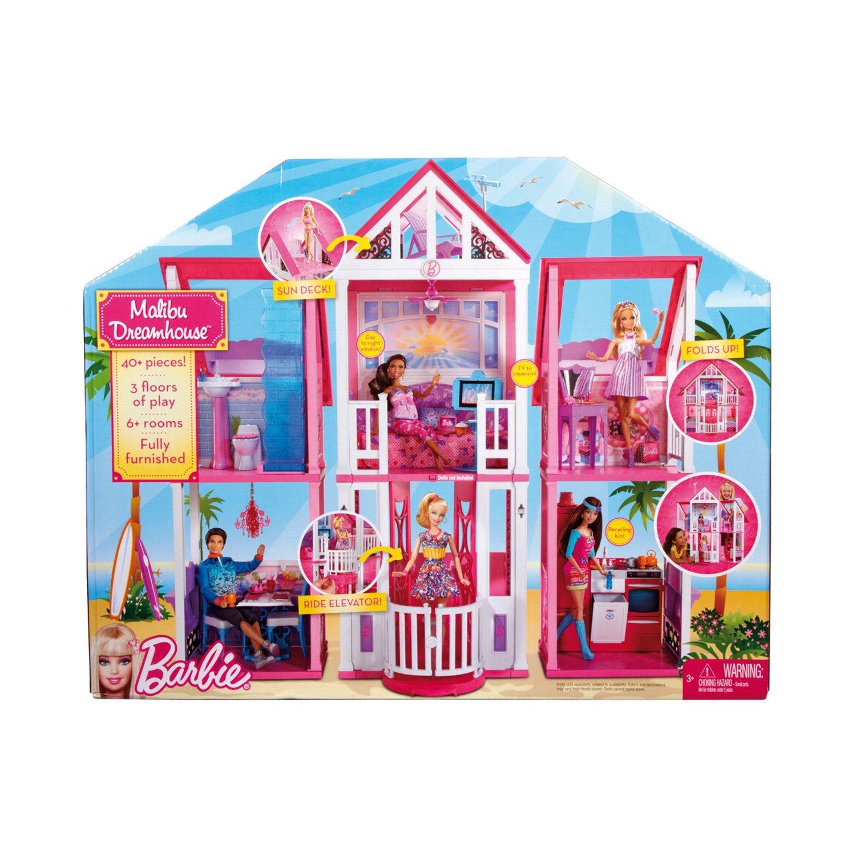 Barbie Dream House Wallpaper