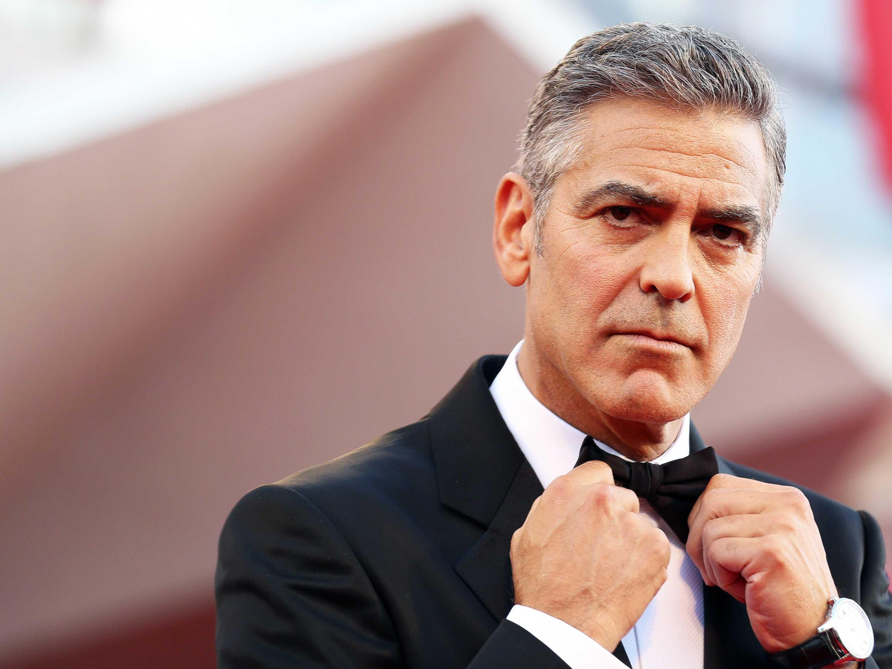 George Clooney Movie 4K Widescreen Desktop Wallpaper 1053 3084x2313