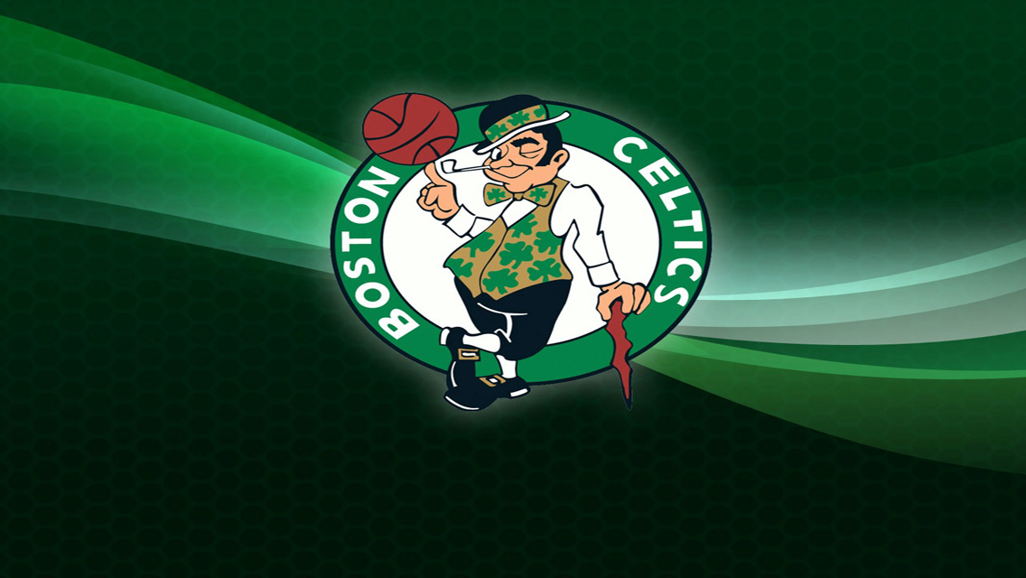 Sport Logo Iphone Wallpaper: Boston Celtics IPhone Wallpaper