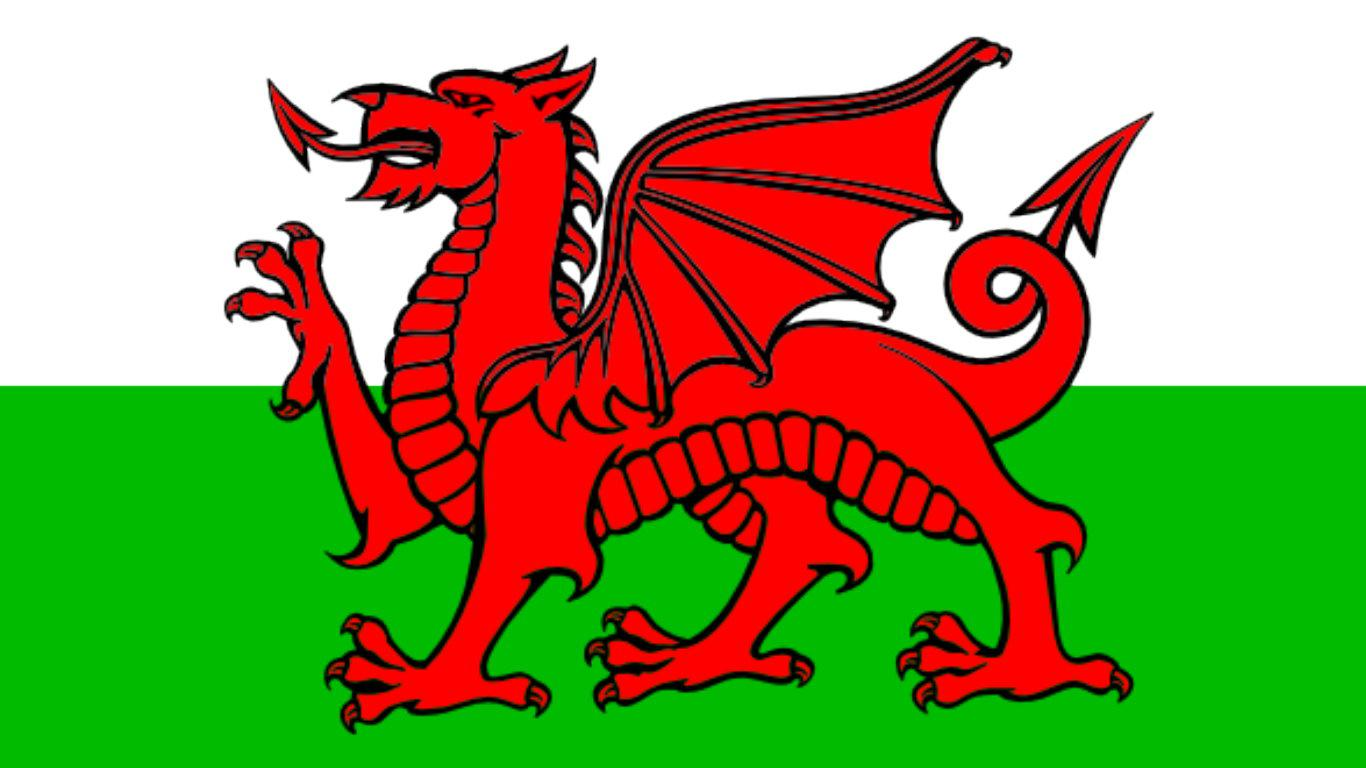 Welsh flag   155963   High Quality and Resolution Wallpapers on 1366x768