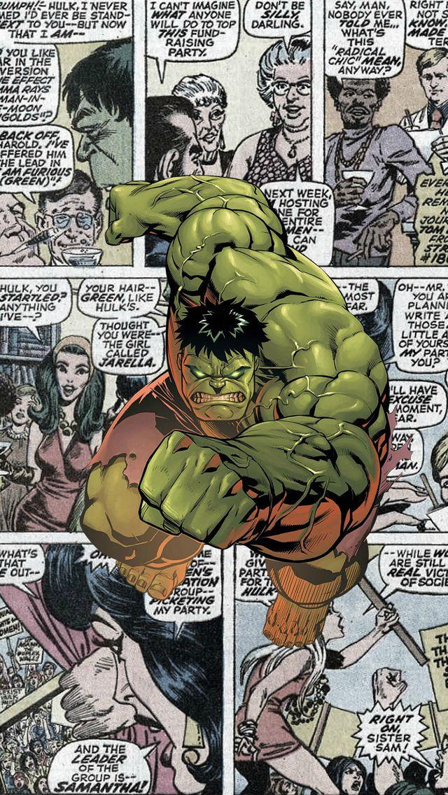 Marvel Heroes Wallpaper Hulk SpiderMan Deadpool   Hulk Wallpapers 640x1136