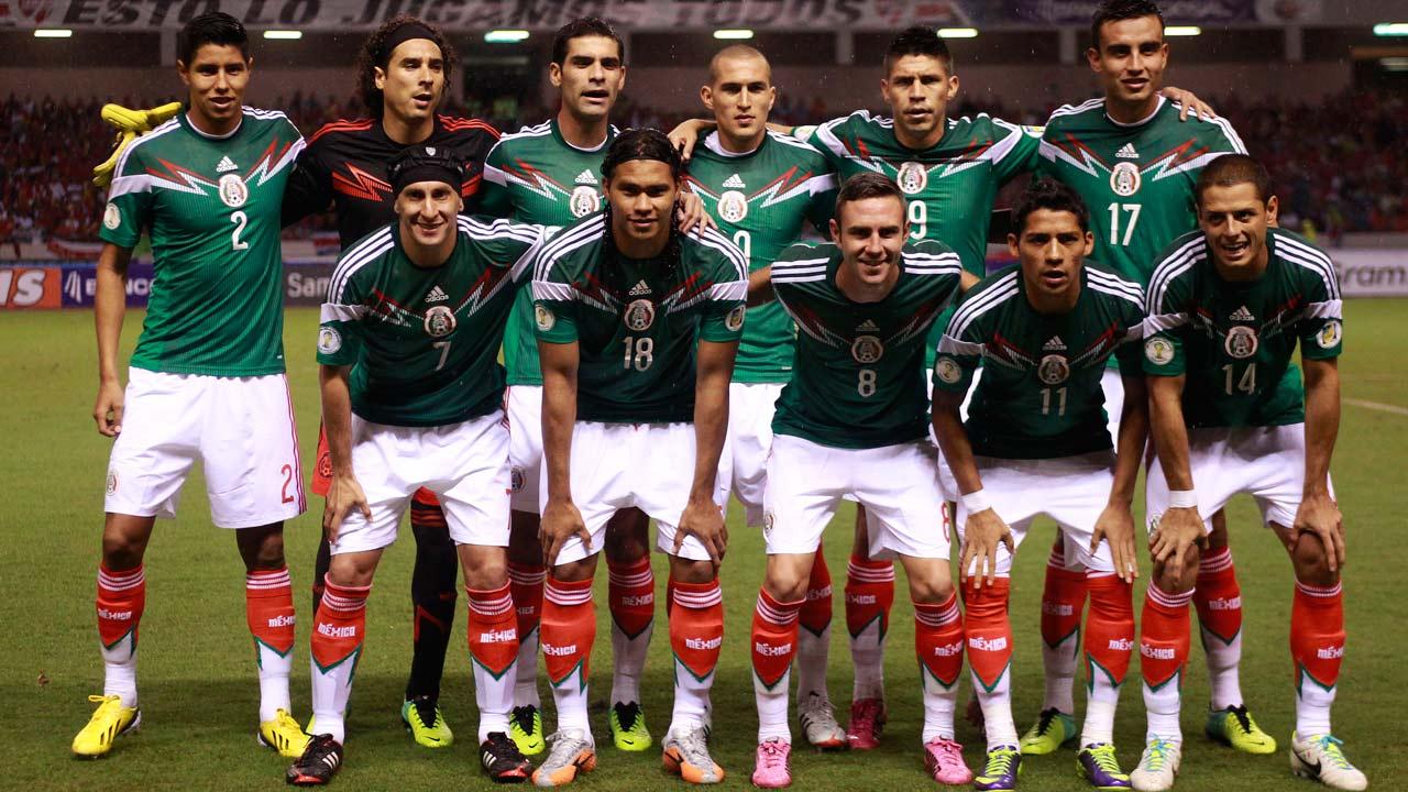 Mexico National Football Team 2014   Football HD Wallpapers 1280x720