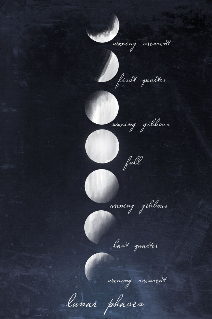 47   Phases Of The Moon Wallpaper On Wallpapersafari