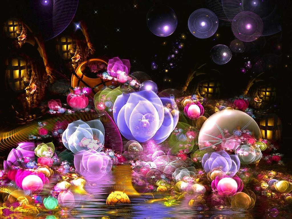 Animated Flowers Wallpapers - WallpaperSafari