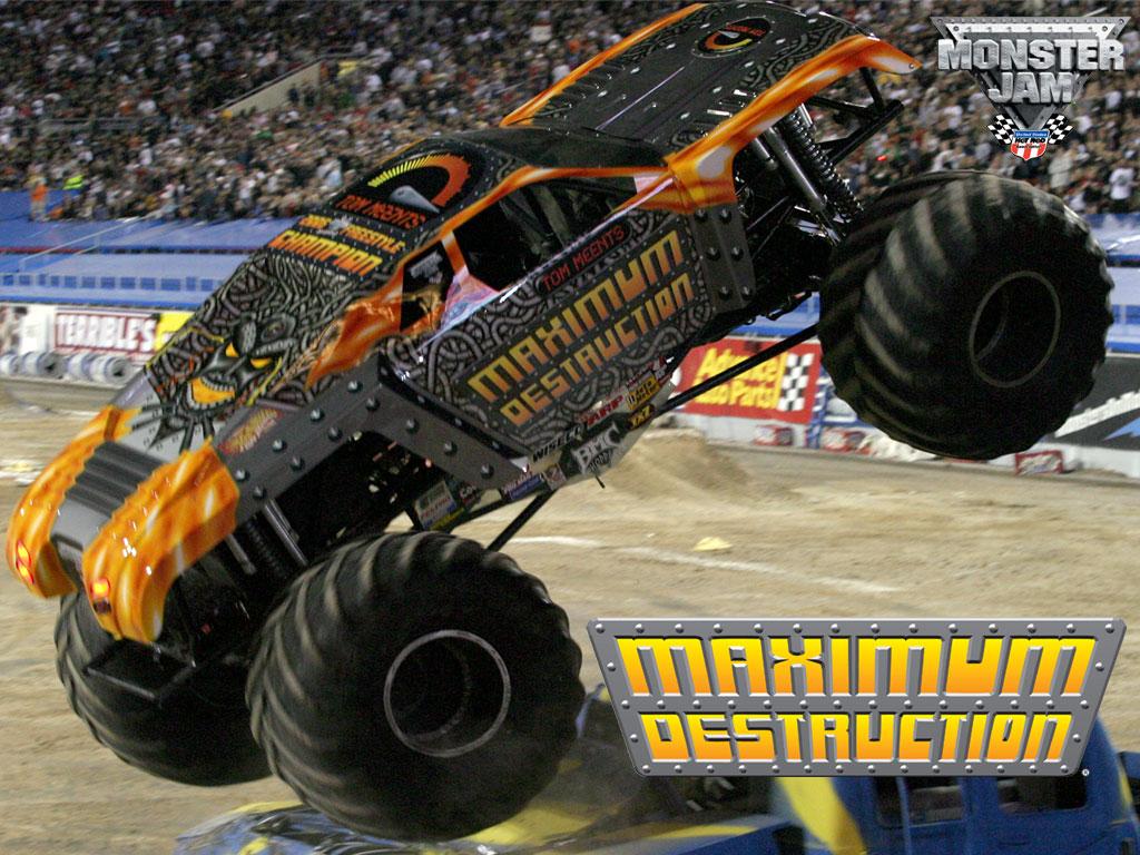 MAXIMUM DESTRUCTION 1024x768