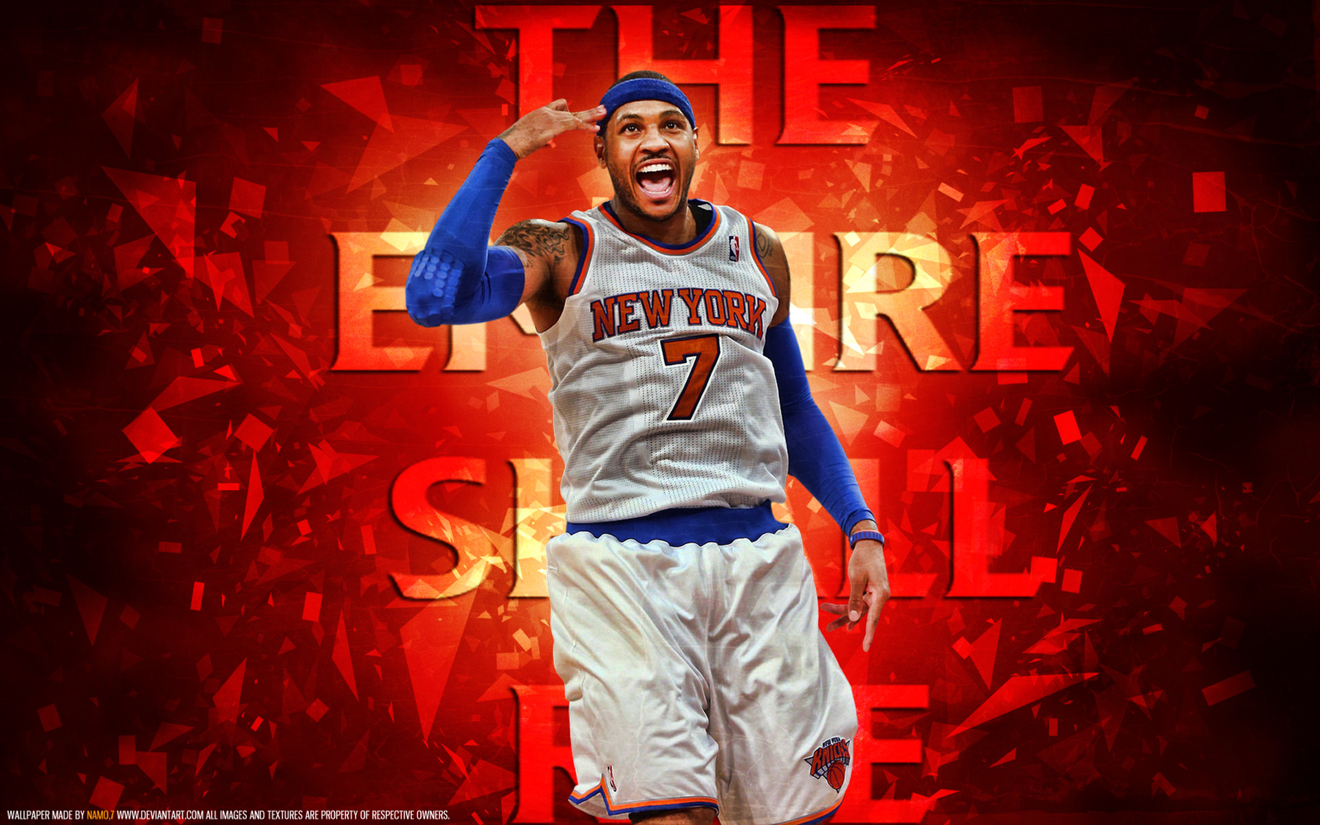 Carmelo anthony wallpapers collection 16 wallpapers carmelo anthony wallpaper image gallery hcpr voltagebd Images