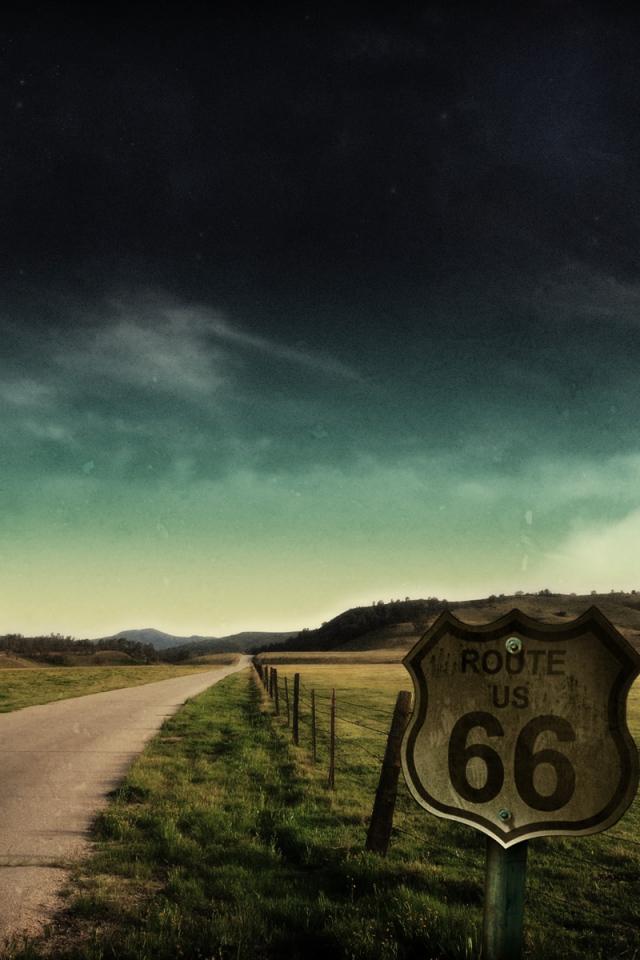 Route 66 desktop wallpaper wallpapersafari - Set video as wallpaper ...