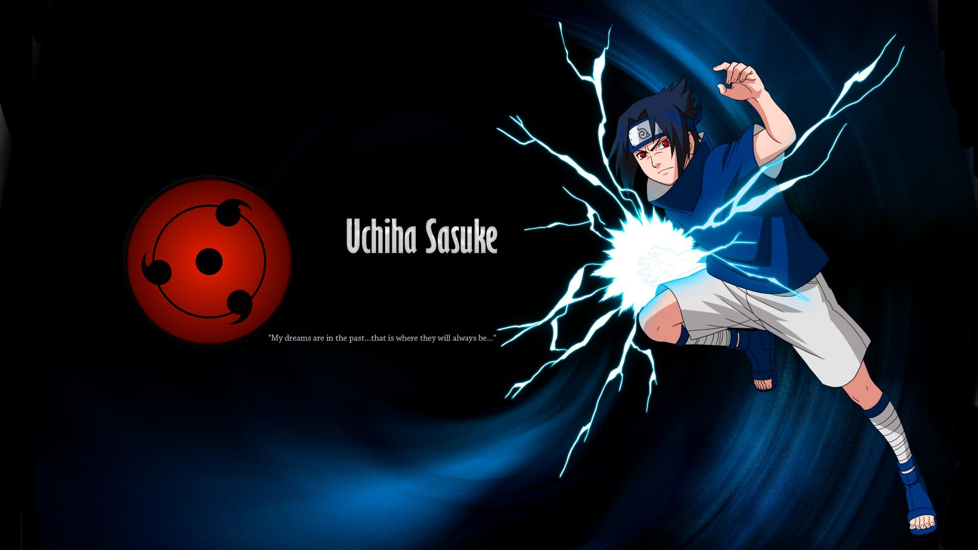 Free Download Wallpaper Shippuden Naruto Sasuke 1920x1080
