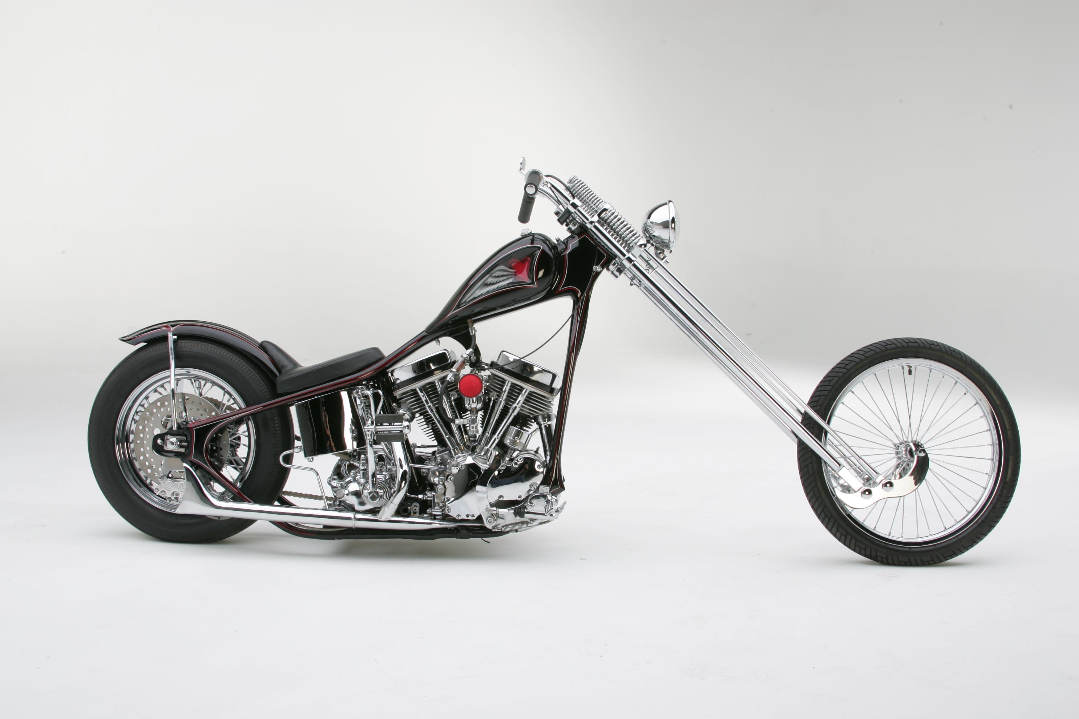 Harley Davidson Chopper Wallpaper HD wallpaper background 3504x2336
