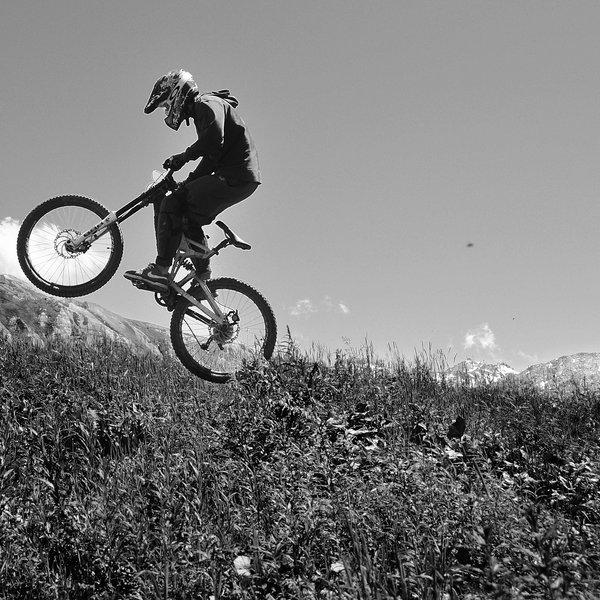Downhill Wallpaper: Downhill Mountain Biking Wallpaper