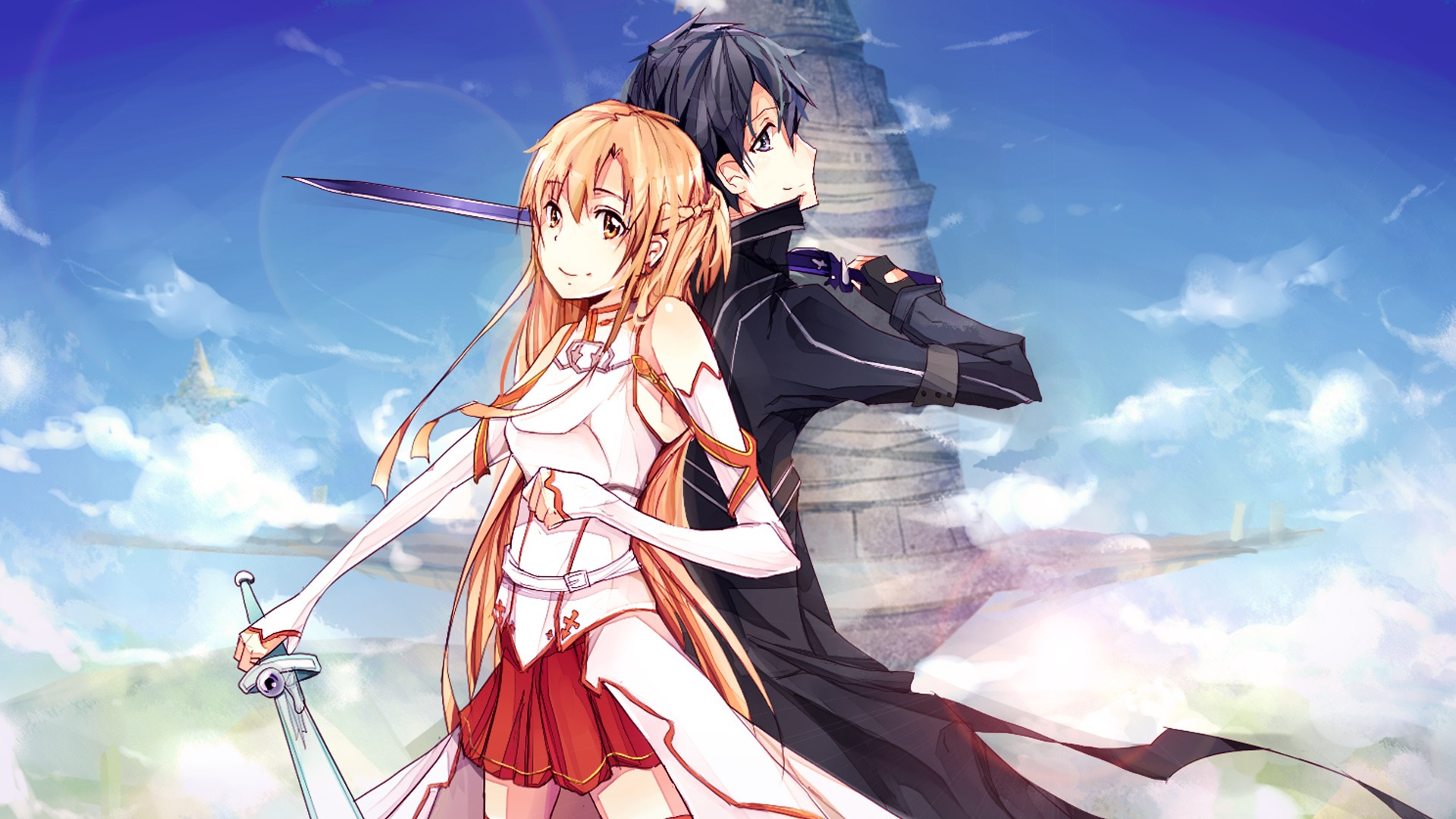 Free Download Sword Art Online Computer Wallpapers Desktop