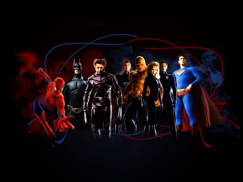 Superman Wallpapers 500x375