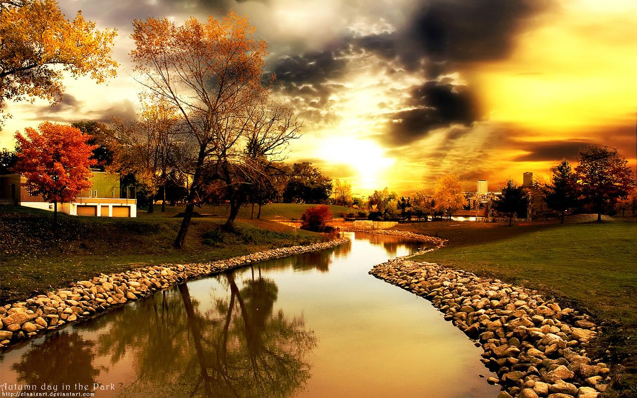 HD Wallpapers autumn hd wallpaper pics 1280x800