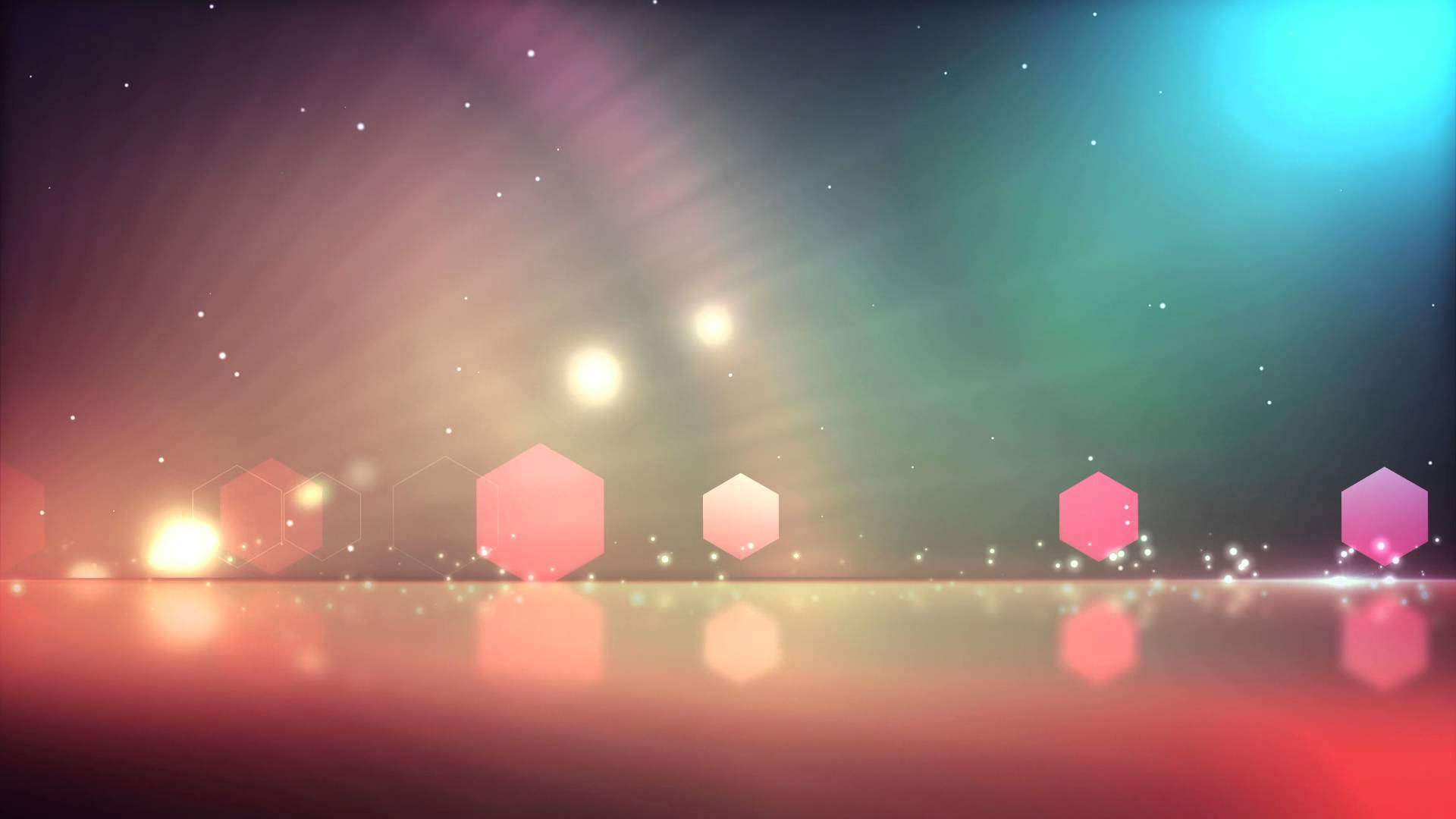 Video Background HD  Bubble HD   Style Proshow 1920x1080