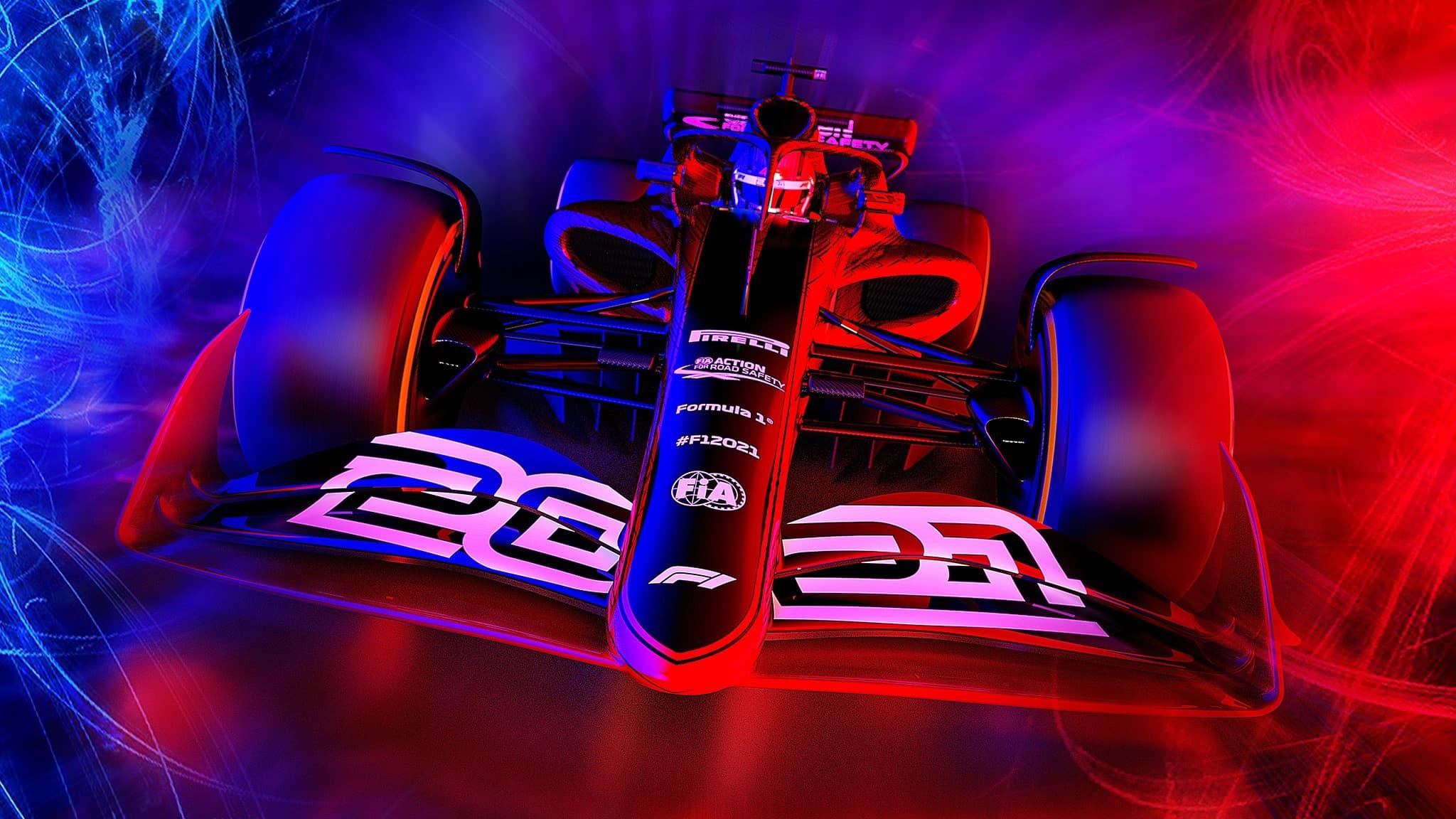 F1 Cars 2021   F1 Insidercom 2048x1152