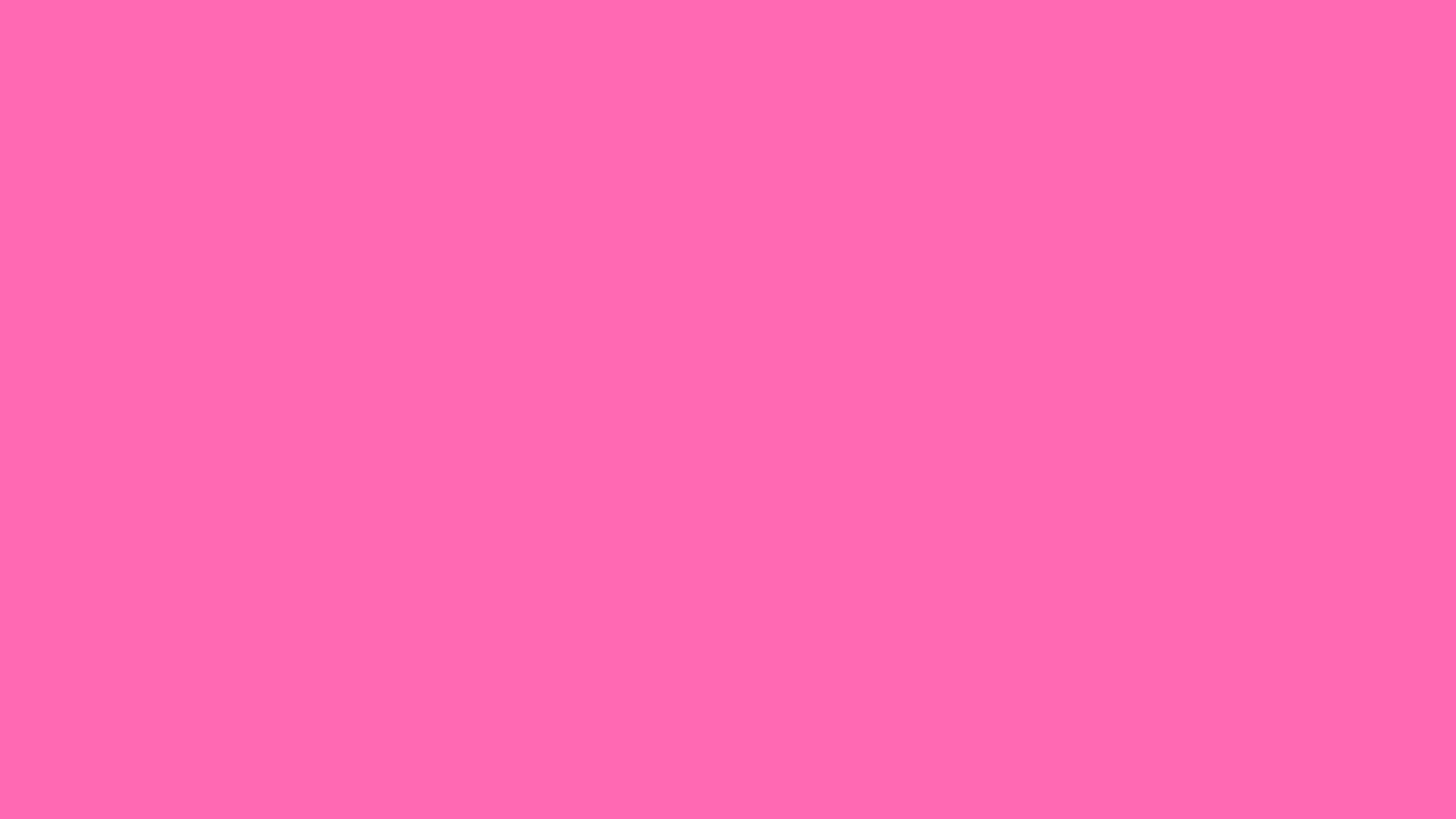 1920x1080 Hot Pink Solid Color Background 1920x1080
